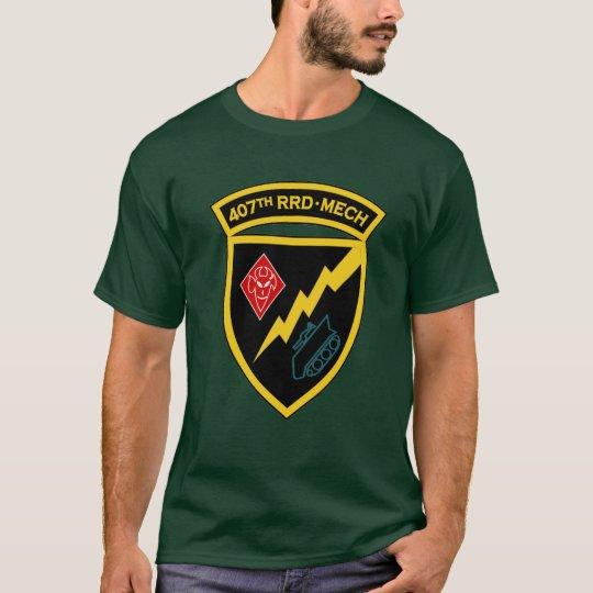 407th RRD - Mech SSI T-Shirt