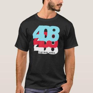 408 Area Code T-Shirt