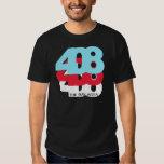 408 Area Code Tee Shirt