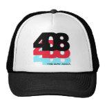 408 Area Code Trucker Hats
