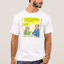 408 dentures hemorrhoid cream Cartoon T-Shirt
