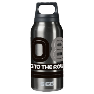 408K Race to the Row Insulated Water Bottle
