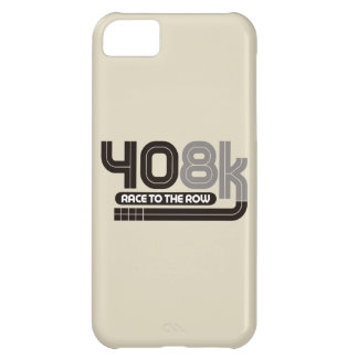 408k Race to the Row iPhone 5C Covers