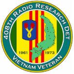 408th RRD - ASA Vietnam Acrylic Cut Out
