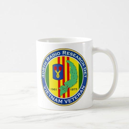 408th RRD - ASA Vietnam Coffee Mug