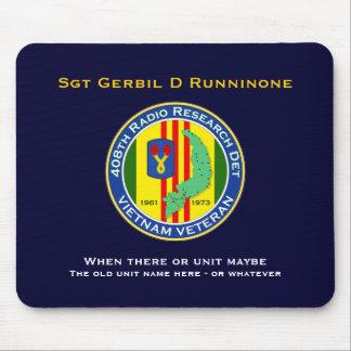 408th RRD - ASA Vietnam Mouse Pad
