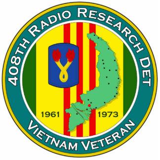408th RRD - ASA Vietnam Statuette