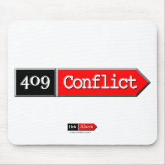 409 - Conflict Mouse Pad