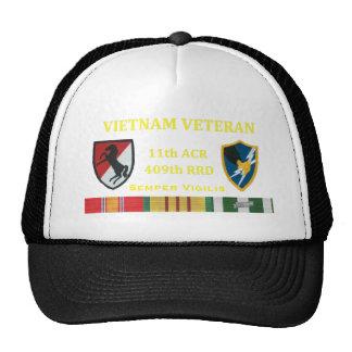 409o Casquillo del ACR Vietnam de RRD 11mo Gorra