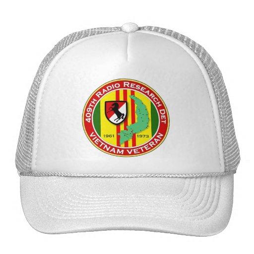 409th RRD - ASA Vietnam Hats