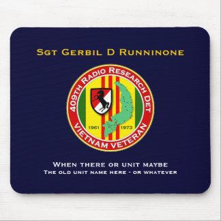 409th RRD - ASA Vietnam Mouse Pad