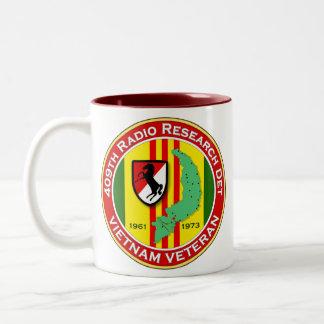 409th RRD - ASA Vietnam Mug