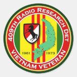 409th RRD - ASA Vietnam Sticker