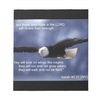 40:31 de Isaías Blocs De Papel