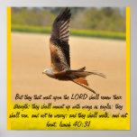 40:31 de Isaías Impresiones