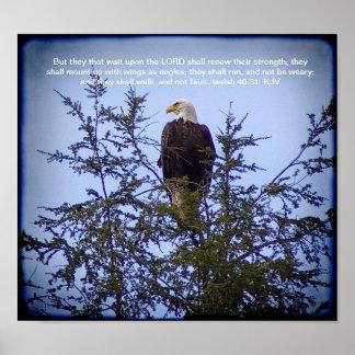 40:31 de Isaías Poster