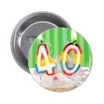 40.a magdalena del cumpleaños con las velas pin