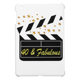 40 AND FABULOUS MOVIE QUEEN CASE FOR THE iPad MINI