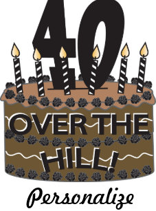 40 And Over The Hill