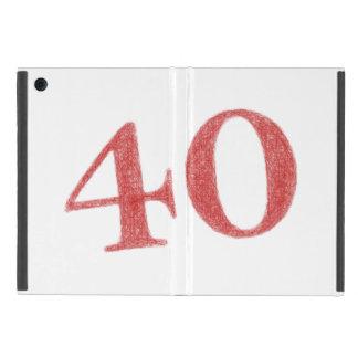 40 años de aniversario iPad mini coberturas