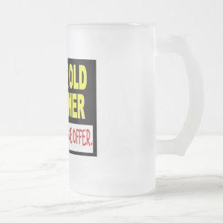 40 años que un dueño necesita piezas hacen oferta taza de café