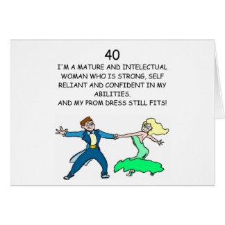40 CARD