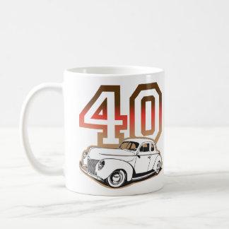 40 Classic Coffee Mug