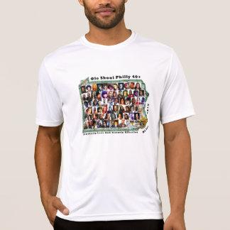 40+ Collage No.1 w/BLASA on Back T-shirt
