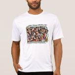 40+ Collage No.2 - w/BLASA on Back Tshirts