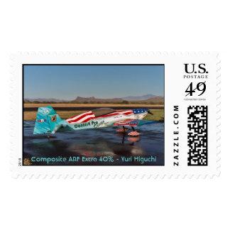 40% Composite-ARF Extra 330 Stamp