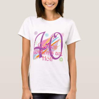40-contents-hot T-Shirt