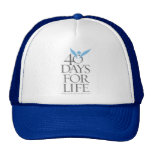 40 days hat