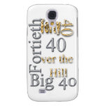 40 forty fortieth 40th party reunion celebration samsung galaxy s4 case