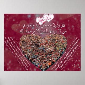 40 Hadith Artworks-8 / (TR:) 40 Hadis Eserleri-8 Poster