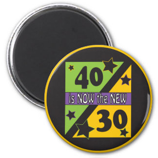 """""""40"""" is Now the New """"30"""" 