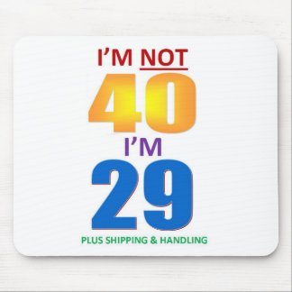 40 MOUSE PAD