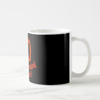 40 Never Looked So Hot Classic White Coffee Mug