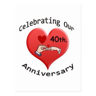 40.o. Aniversario Postal
