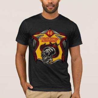 40.o Camiseta de los regalos de cumpleaños