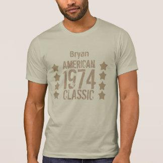 40.o Cumpleaños obra clásica americana 3N de 1974 Camisas