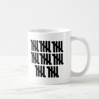 40.o cumpleaños taza de café