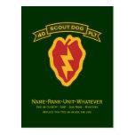 40.o IPSD - 25ta infantería Postales