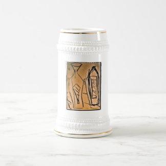 40 oz beer stein
