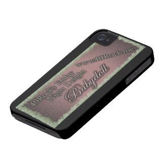 40 Rock Friday Night Delight Blackberry Case