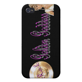 40 Rock Goddess IPhone Case iPhone 4/4S Cases