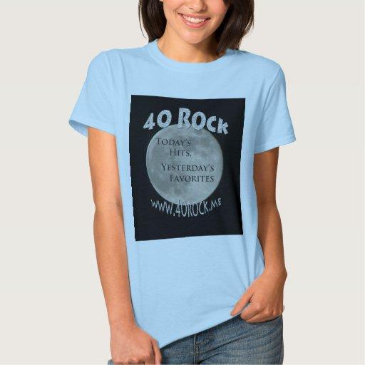 40 Rock Shirt 2 Logo