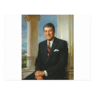 40 Ronald Reagan Postcard
