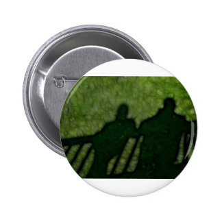 40 - Shadow People 2 Inch Round Button