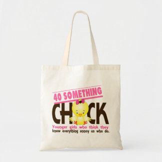 40-Something Chick 3 Tote Bags