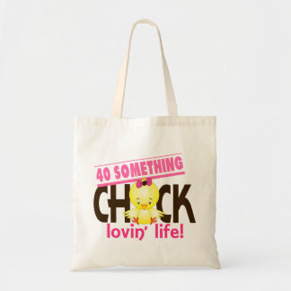 40-Something Chick 6 Canvas Bags